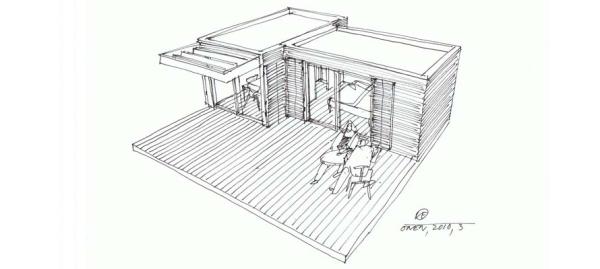 Mini house one for Minimaliste mini maison