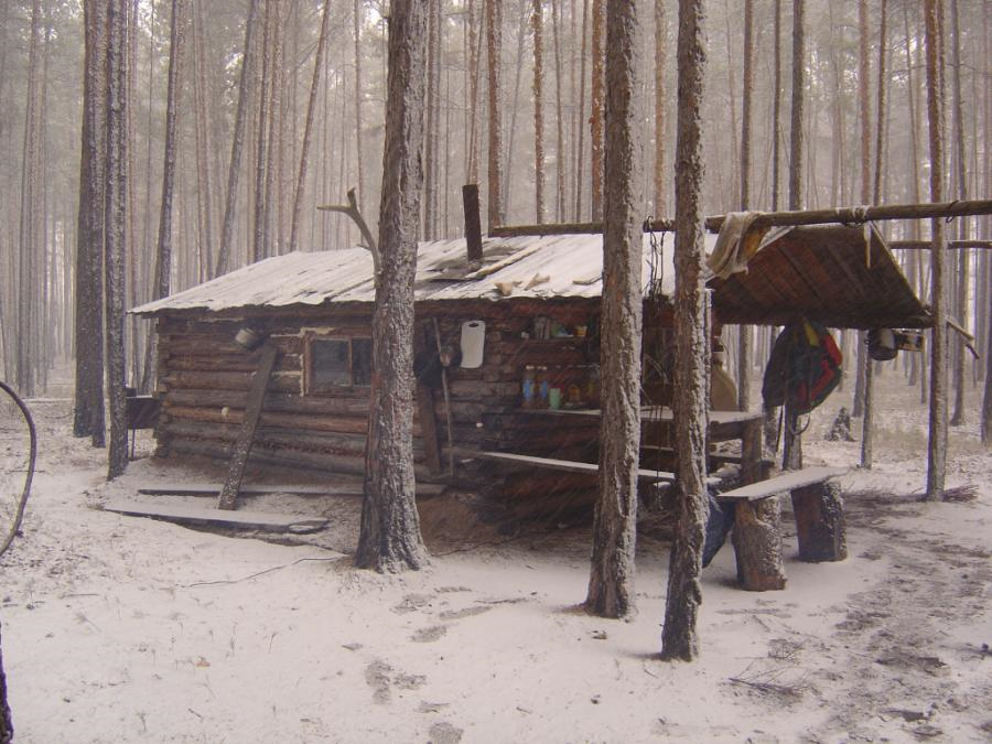 Inside pictures of small log cabin joy studio design for Hunting shack designs