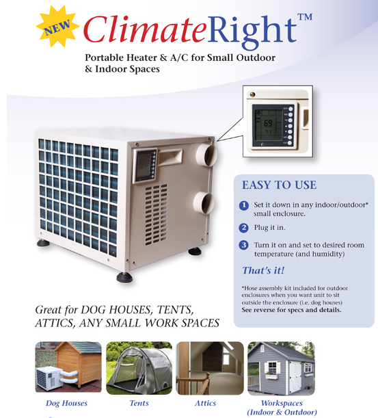 If you live in a small space you need a way to heat and cool the space one way is through efficient space heaters. Todd Erend contacted me about his company ...  sc 1 st  Tiny House Blog & Portable Heater and Air Conditioner