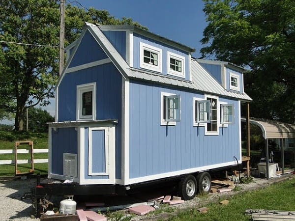 Brilliant Tiny Houses For Sale House Two Lofts W Stairs On April 2