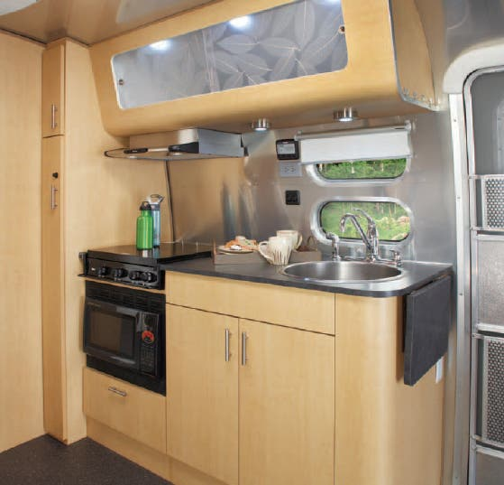 [+] Airstream Eddie Bauer Kitchen Ideas