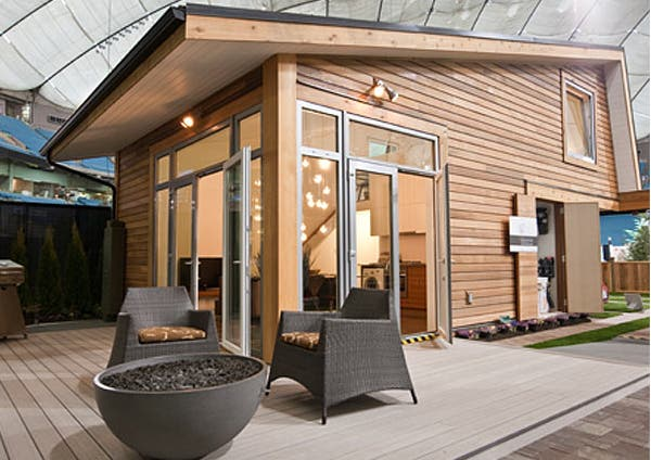 Tiny House Plans Home: Smallworks