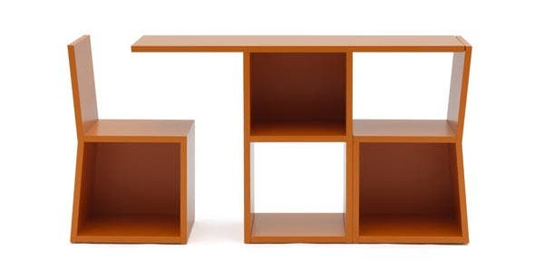 Bend me, shape me: Space saving furniture