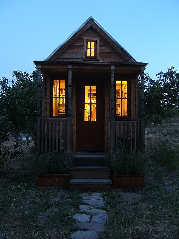 Tiny House Building Code Resource