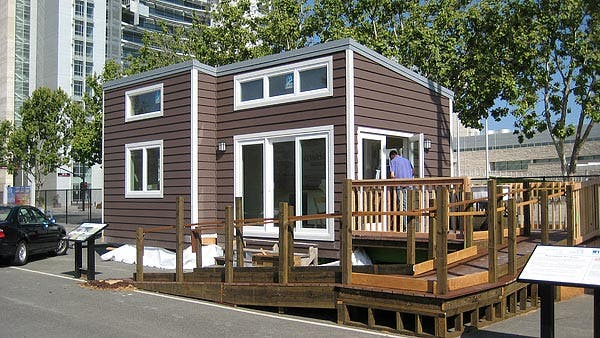 500 sq ft new avenue home modern tiny home with 7 for House plans 500 square feet