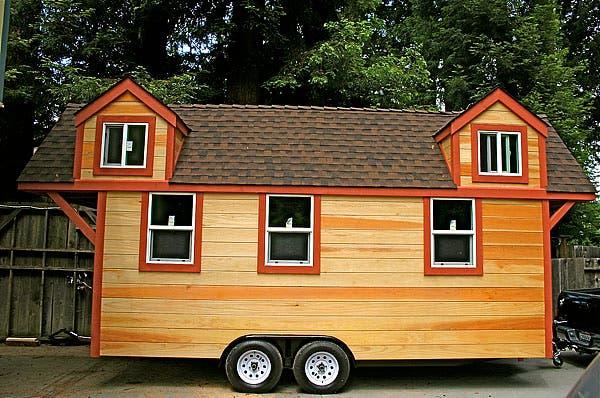 Jasons One Of A Kind Tiny House