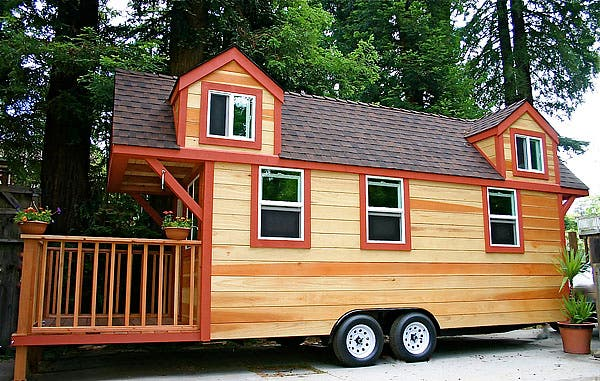 Jasons One of a Kind Tiny House