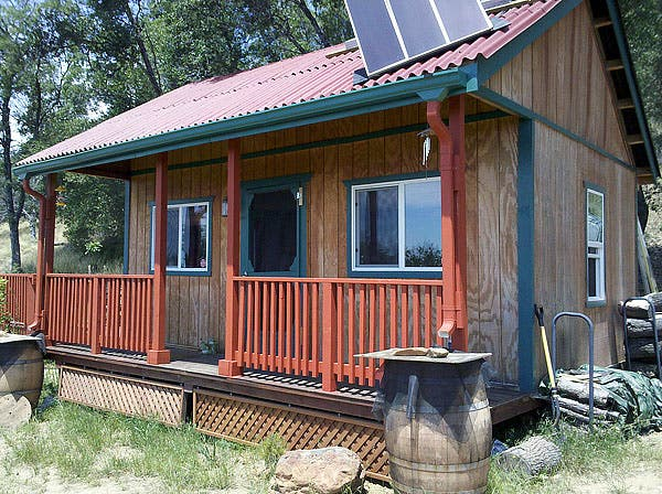 hoffmans tiny house in the california gold country guest - Tiny Houses California