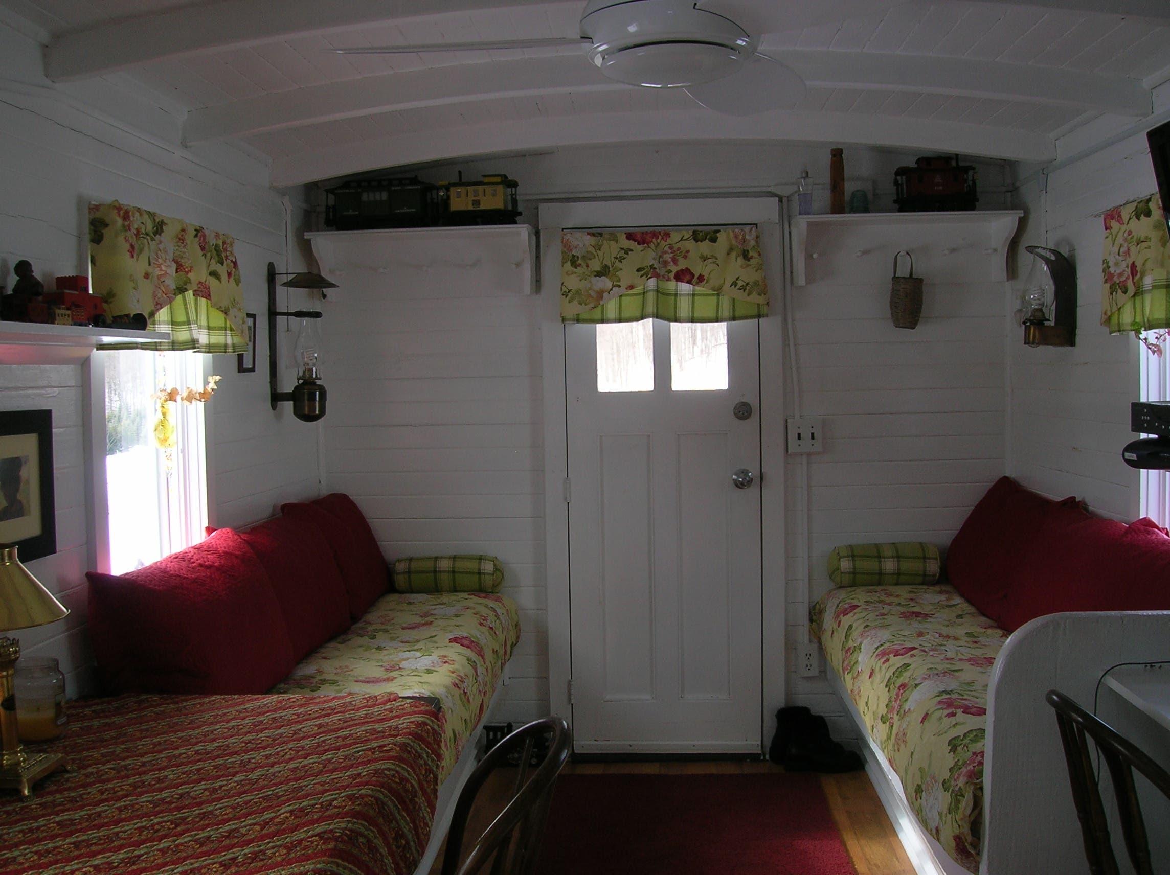 marcia 39 s soo line caboose. Black Bedroom Furniture Sets. Home Design Ideas