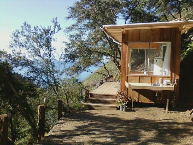 Big sur cabin rentals for Big sur cabin