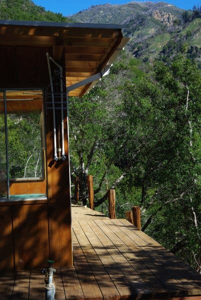 Photos Courtesy Of Big Sur Cabin Rental
