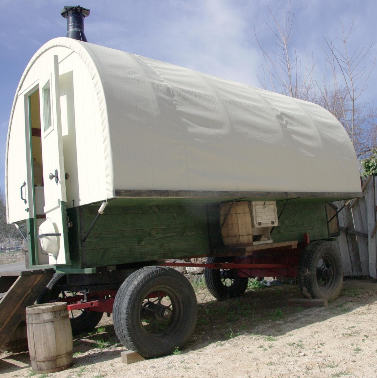 Idaho Sheep Wagons