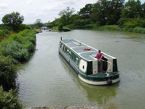 NARROWBOAT PURCHASE AND SALES - Home