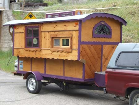 If You Are Interested In One Of Joseph S Gypsy Wagons