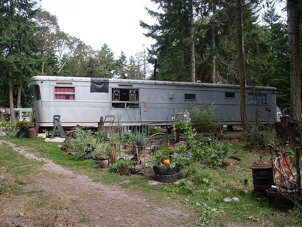 Home Sweet Trailer Home