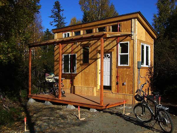 Kevin 39 S Unique Alaskan Home