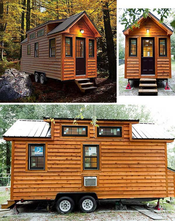 Tiny Trailer Houses For Sale House Decor Ideas