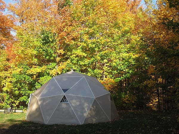 lodge tech dome