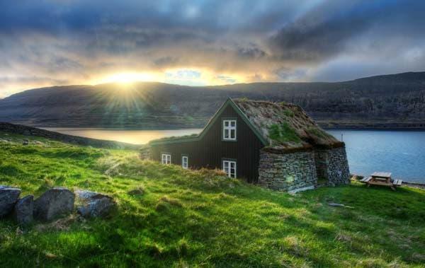 Inn in Iceland