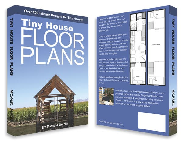 tiny house floor plans - Tiny House Floor Plans