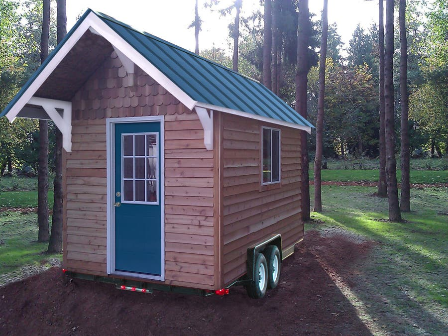 Tiny house builders for Small new build homes