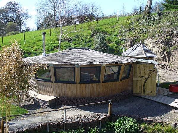 Big Sky Yurt