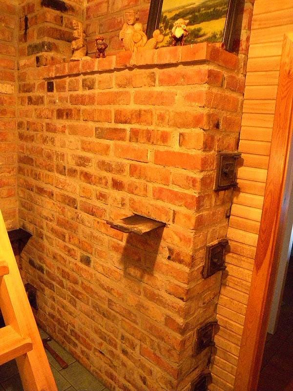 warm wall
