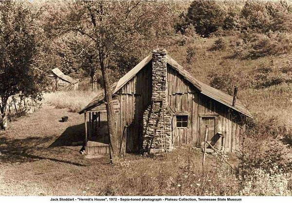 Jack Stoddart Hermits House