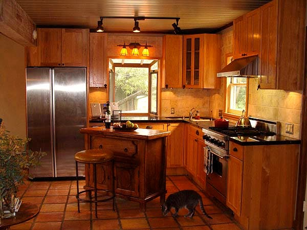 Living large in small houses Kitchen design for tiny house