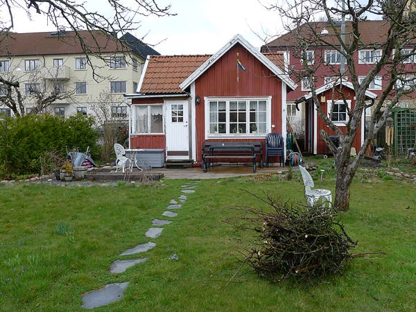 tiny house in Sweden
