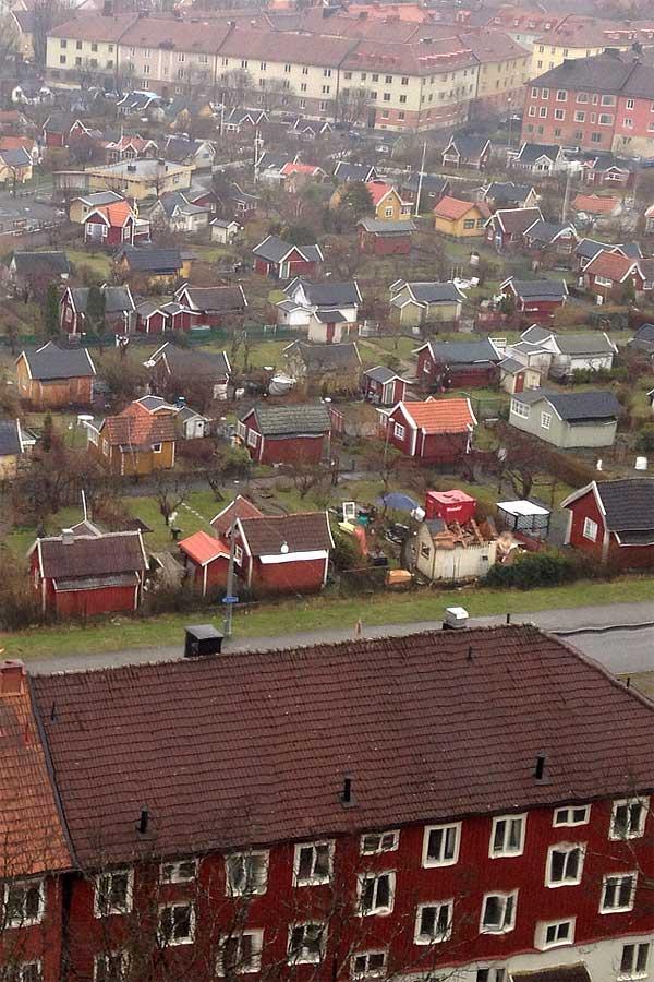 Sweden tiny houses