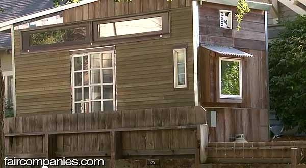 Jenine's house