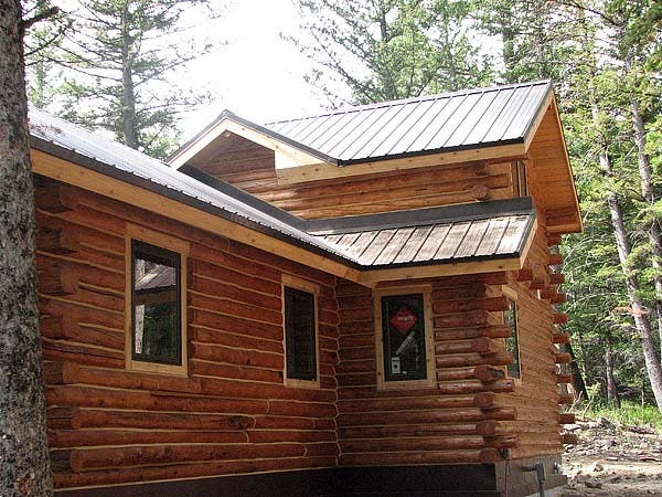 cabin addition