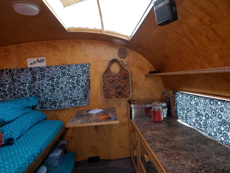 Mattress For Teardrop Trailer ... , living almost full-time in a tiny trailer does have some drawbacks