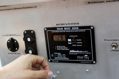 SolMan Electric Panel