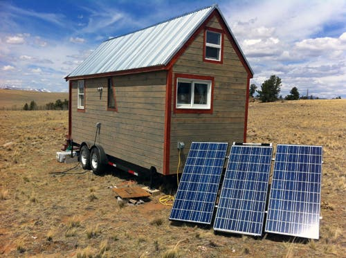 TinyHouse with SolMan