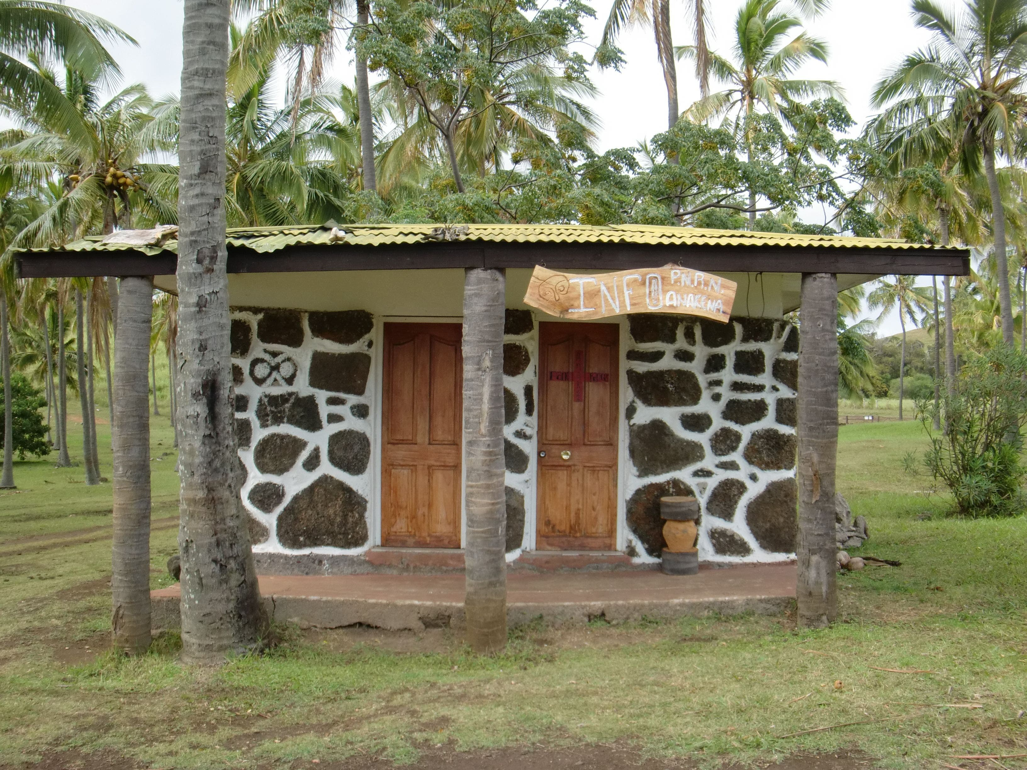 The Tiny Houses Of Easter Island