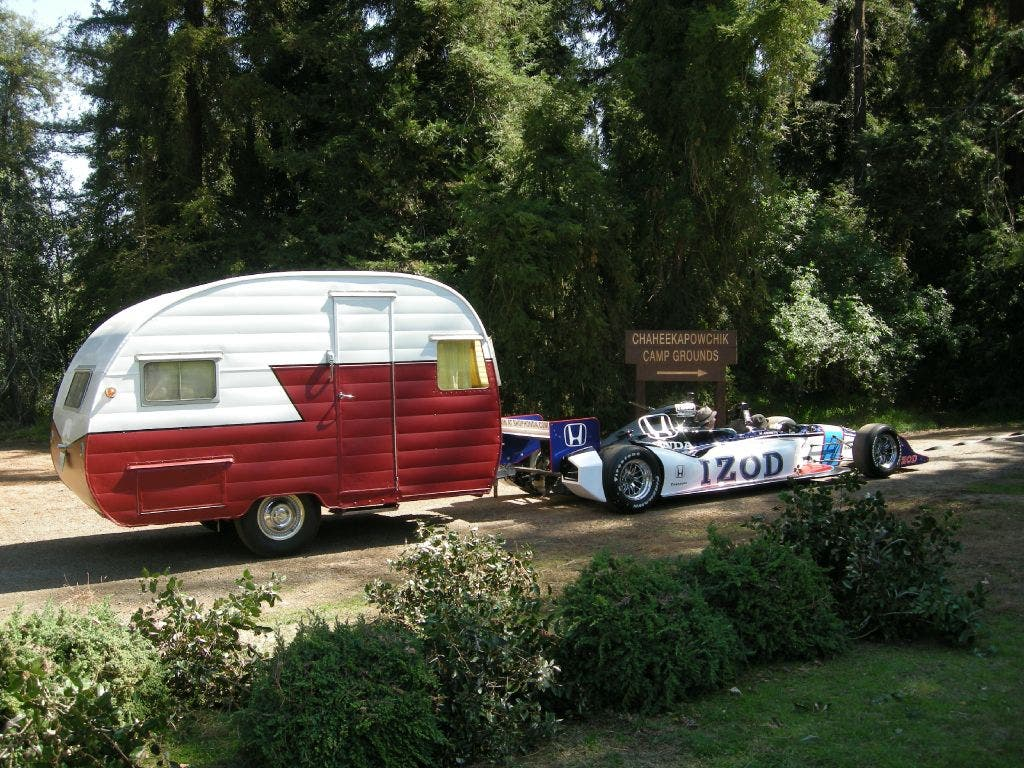 the small trailer enthusiast - Tiny Camping Trailers