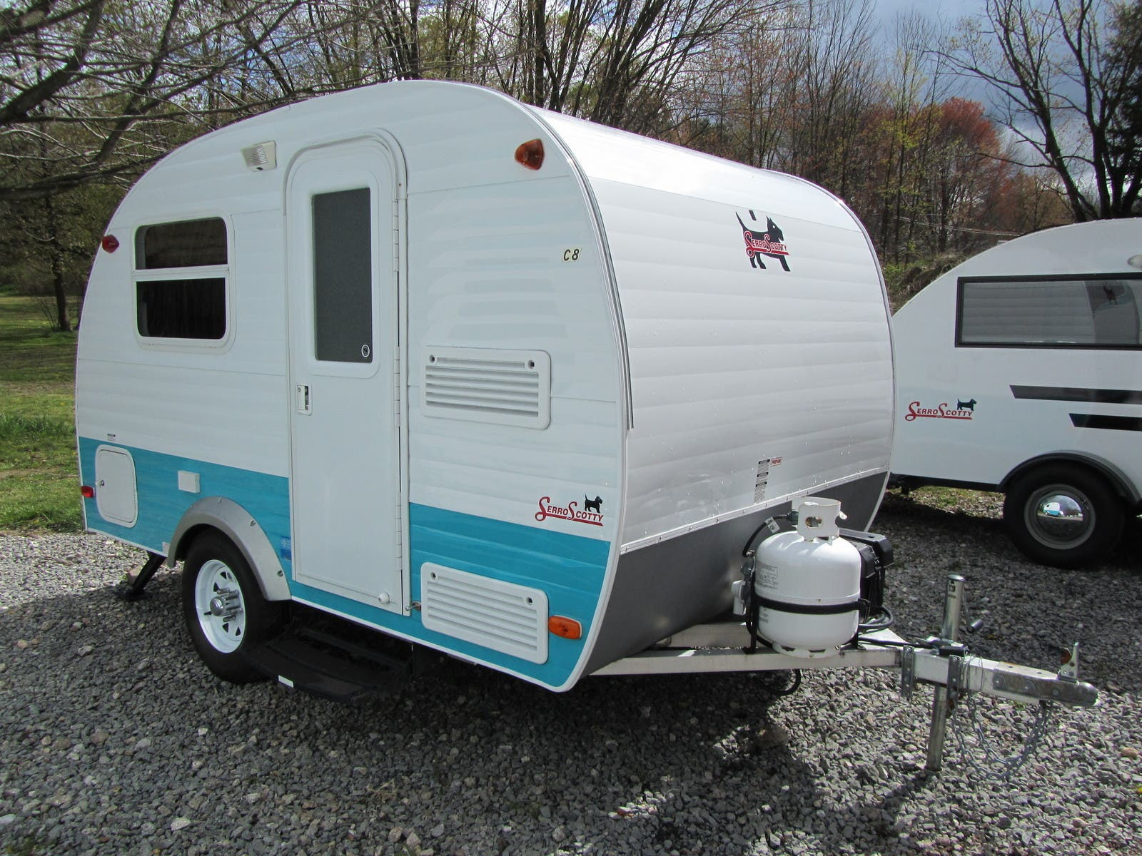 Tiny Camping Trailers small travel trailers from toronto rv show offering comfort and style The Small Trailer Enthusiast