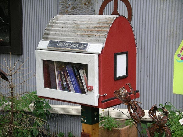 Little Free Library #2