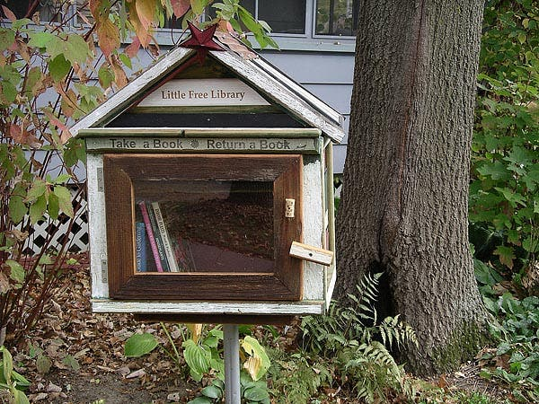 Little Free Library #1