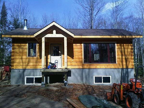 Tiny House Blog , Archive True North Log Homes Pictou
