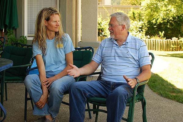 Kirsten Dirksen and Kent Griswold