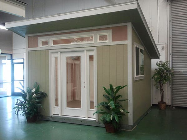 Tuff Shed Tiny Houses