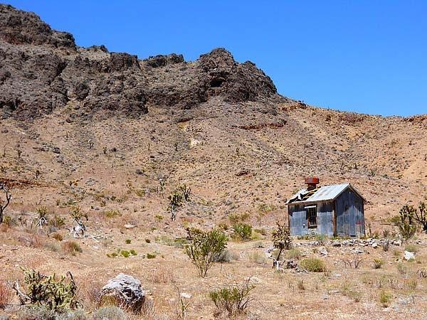 mining shack