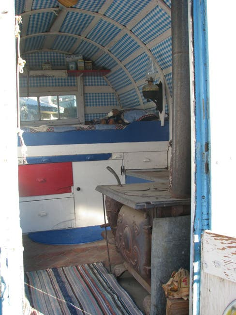 Lorna S 1930s Shepherd S Wagon