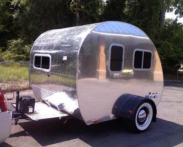 retro trailer