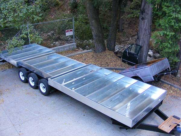 naked trailer