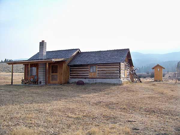 Montana Cabin 2