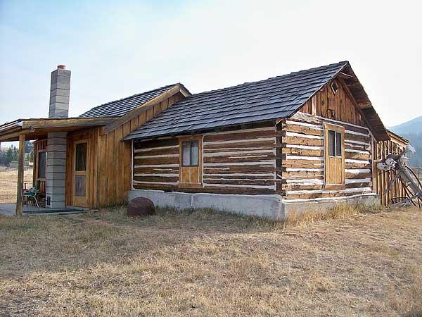 Montana Cabin 3